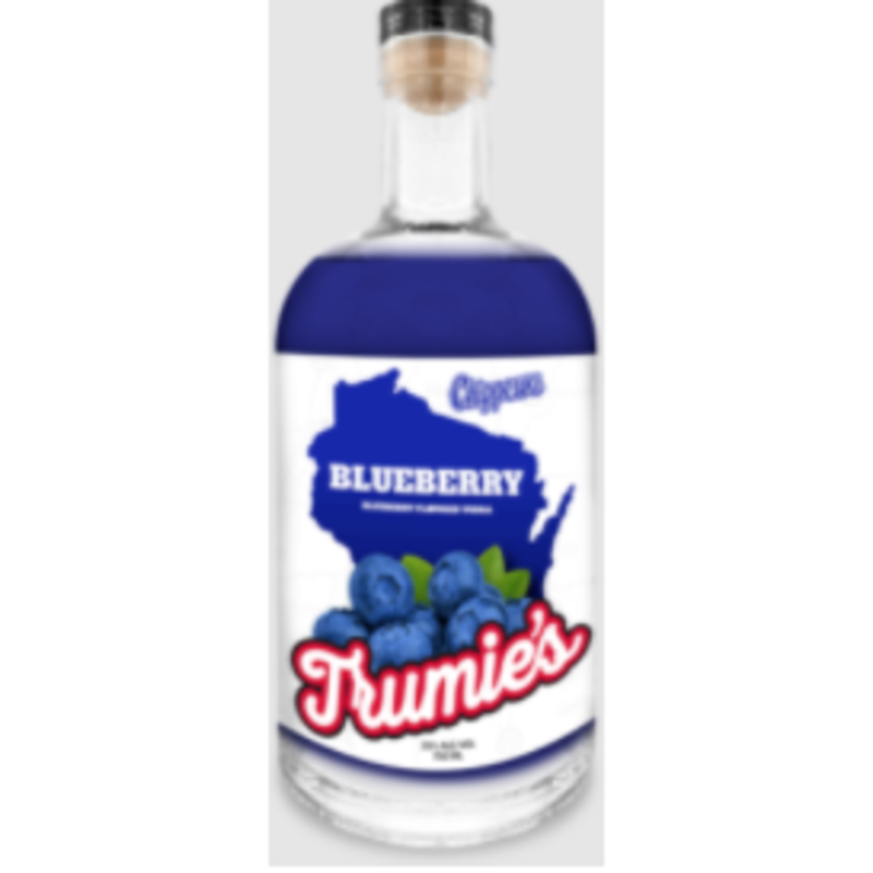 Chippewa River Distillery Chippewa River Distillery - Trumie's Blueberry Vodka