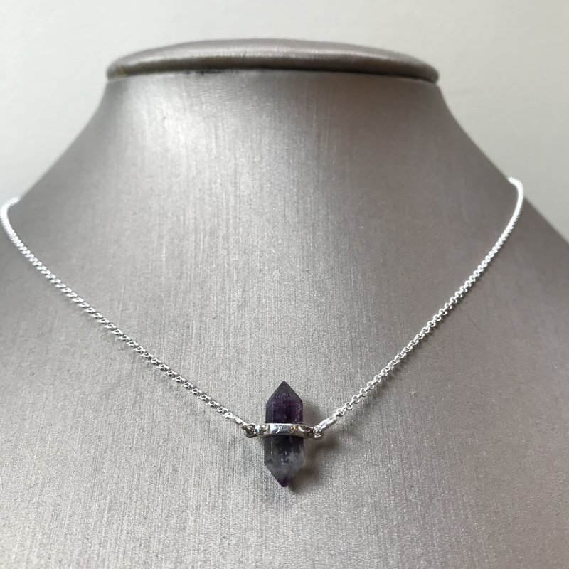 Helen Wang Jewelry Necklace - Fluorite Crystal