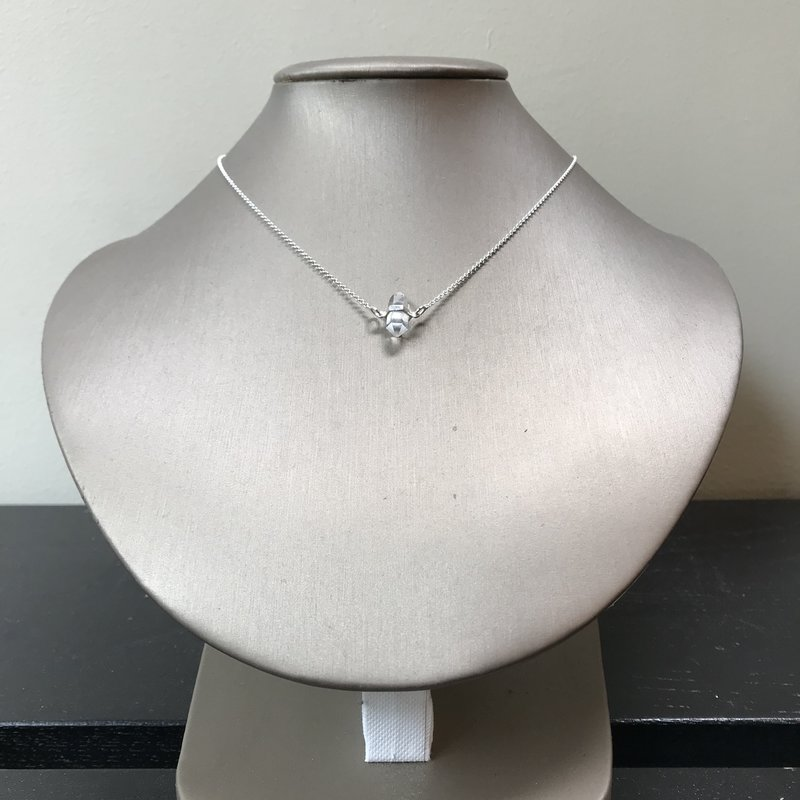 Helen Wang Jewelry Necklace - Clear Quartz Crystal