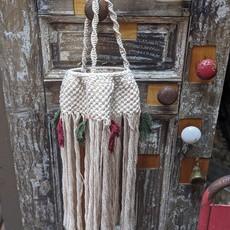 Macarame Wall Hanging (Fringe Tube)