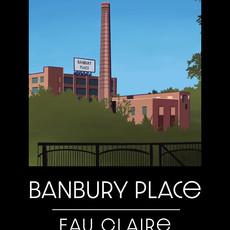 Banbuary Place EC Print 8x10