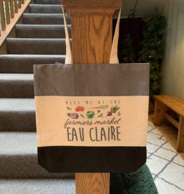Volume One Tote - Eau Claire Farmer's Market