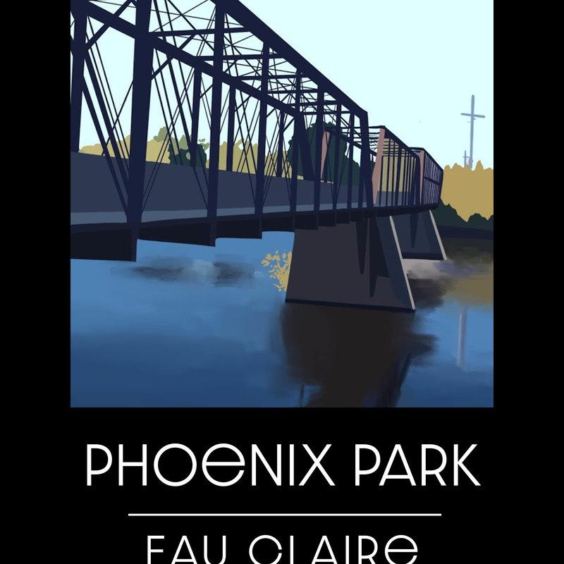 Phoenix Park EC Print 8x10