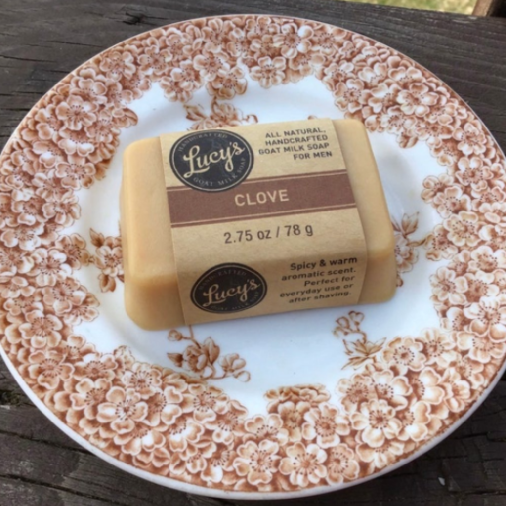 Lucy's Goat Milk Soap Lucy's Goat Milk Soap - Clove
