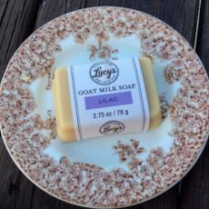 Lucy's Goat Milk Soap Lucy's Goat Milk Soap - Lilac