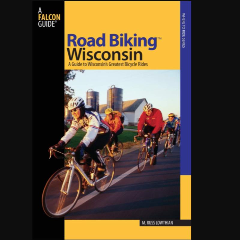 M. Russ Lowthian Road Biking Wisconsin