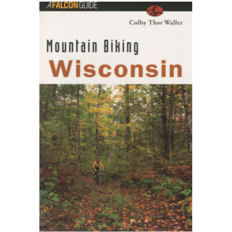 Colby Thor Waller Mountain Biking Wisconsin