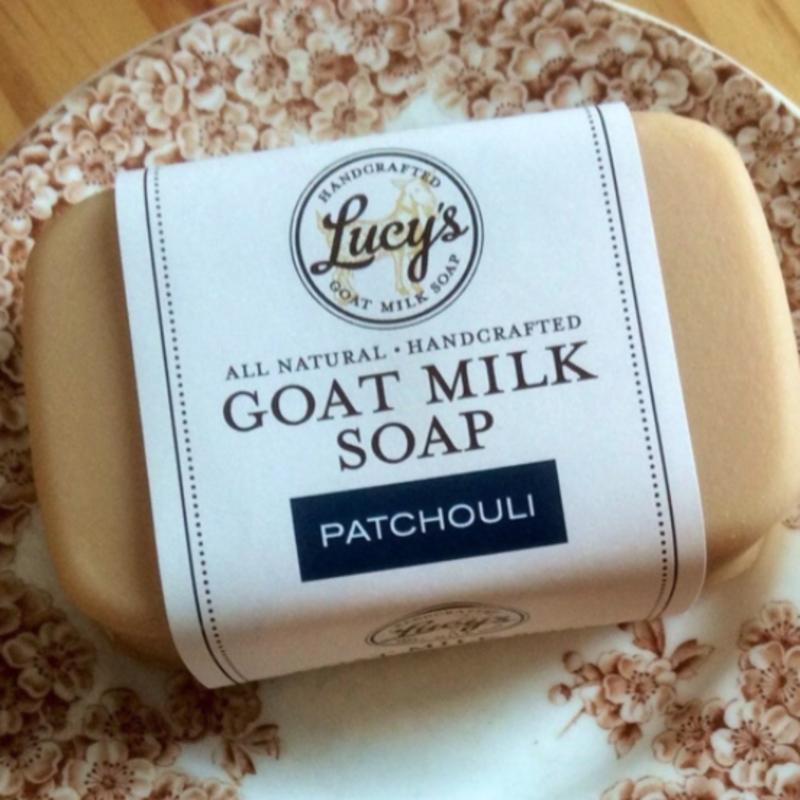 Lucy's Goat Milk Soap Lucy's Goat Milk Soap - Patchouli