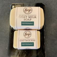 Lucy's Goat Milk Soap Lucy's Goat Milk Soap - Peppermint