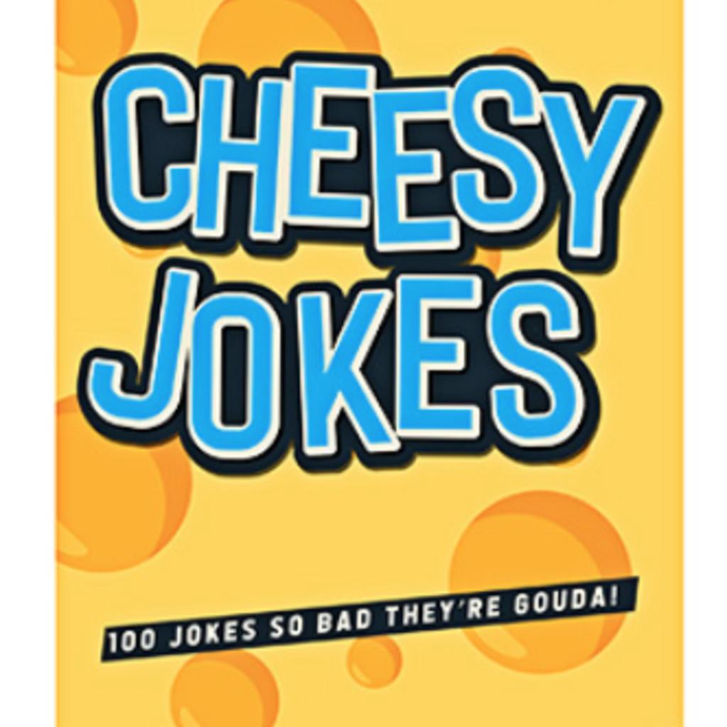 Gift Republic Cheesy Jokes