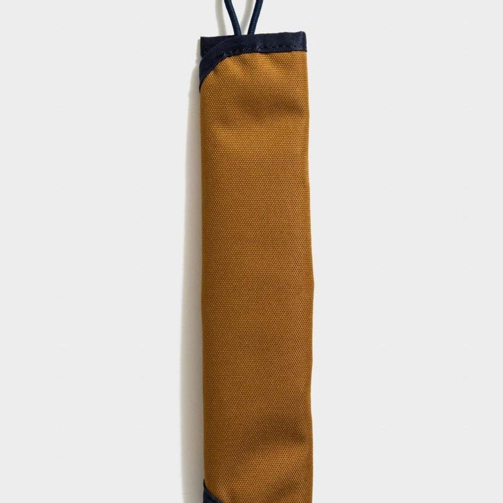Volume One Stainless Straw Kit - Camel Tan