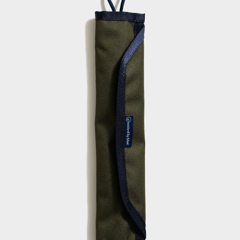 Volume One Stainless Straw Kit - Olive Green