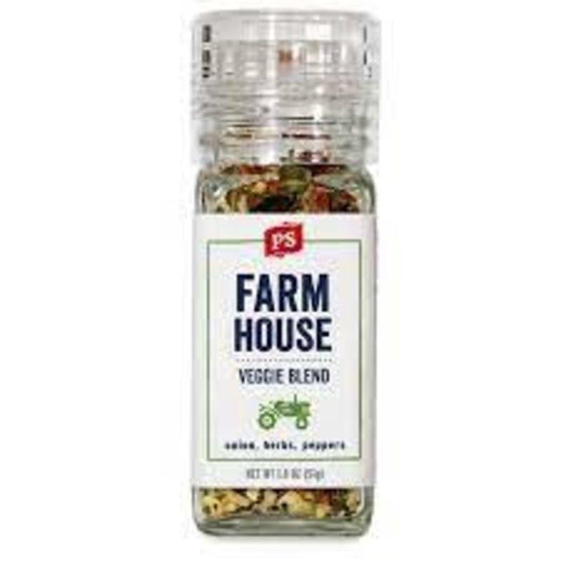 PS Seasoning PS Seasoning - Farm House - Veggie Blend