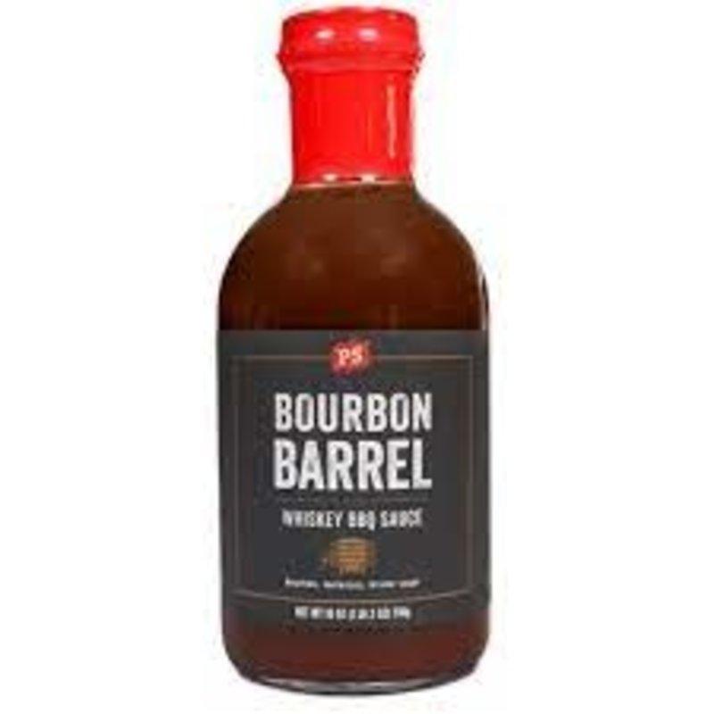 PS Seasoning PS Seasoning - Bourbon Barrel - Whiskey BBQ Sauce