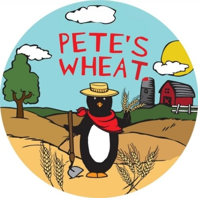 One Barrel Beer - Pete's Wheat (Can)