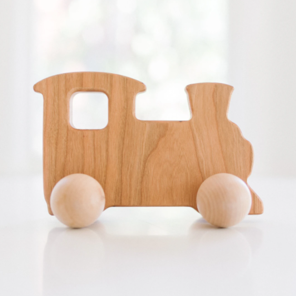 Bannor Toys - Train Push Toy