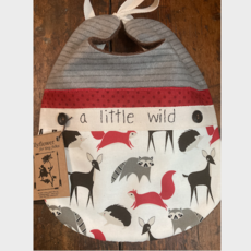 Deb Christenson Bib - A Little Wild