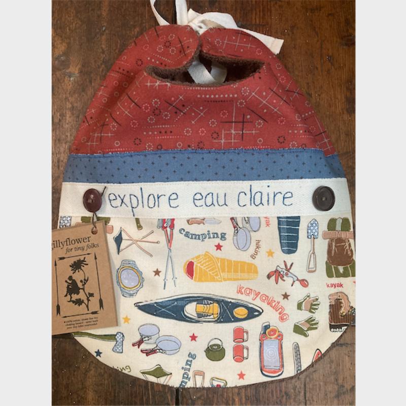 Deb Christenson Bib - Explore Eau Claire