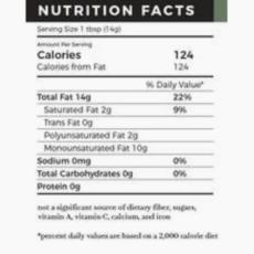 Extra Virgin Avocado Oil (750ml)