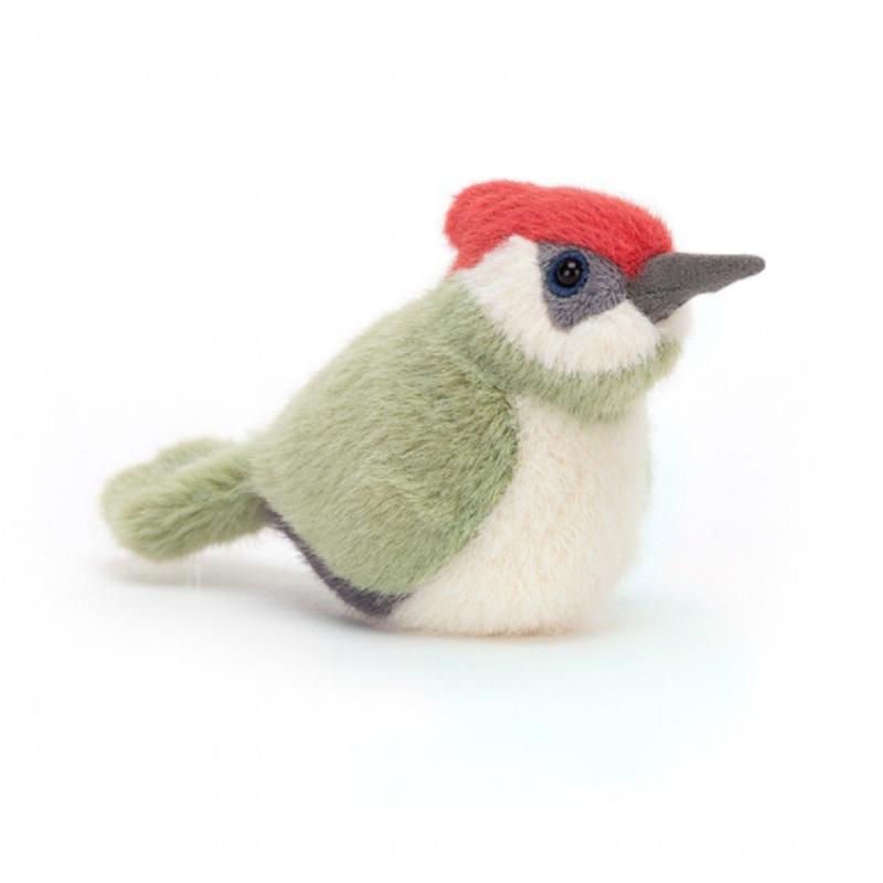 Jelly Cat Plush Woodpecker