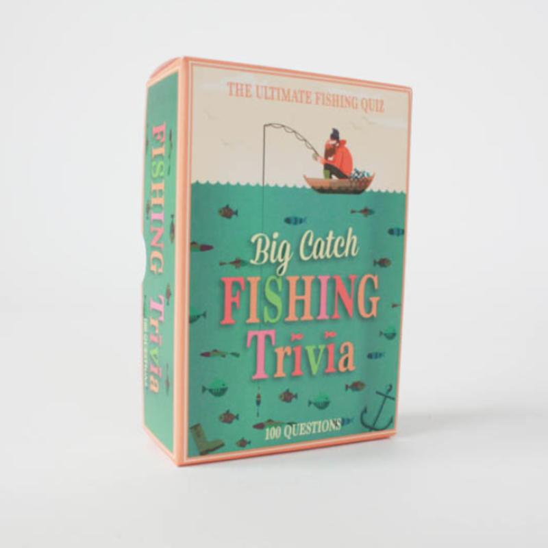 Gift Republic Fishing Trivia
