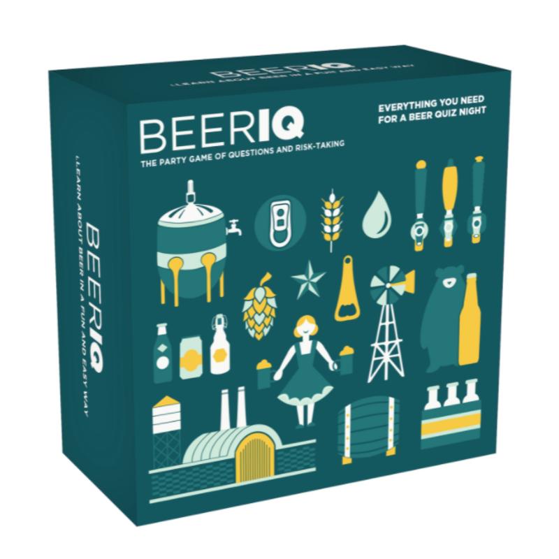 Beer IQ Trivia Game