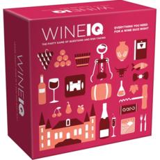 Wine IQ Trivia Game