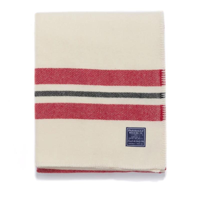 Wool Throw - Cabin Wool