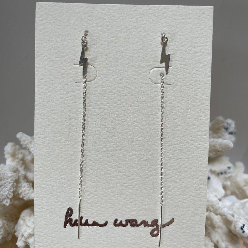 Helen Wang Jewelry Earrings - Gold Bolt