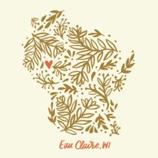 Eau Claire Floral Print