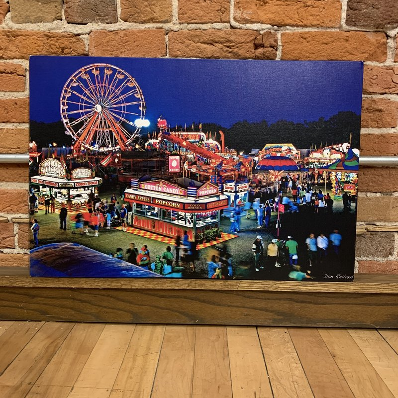Stretched Canvas - Northern Wisconsin State Fair