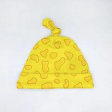Cheesy Organic Cotton Baby Hat