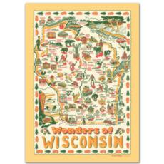 Keep the Faye Print - Wonders of Wisconsin Giclee
