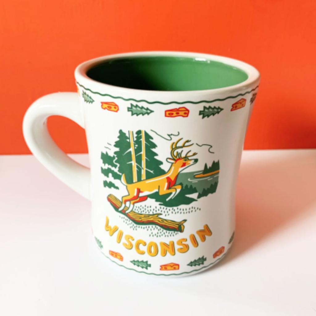 Keep the Faye Wonders of Wisconsin Mug