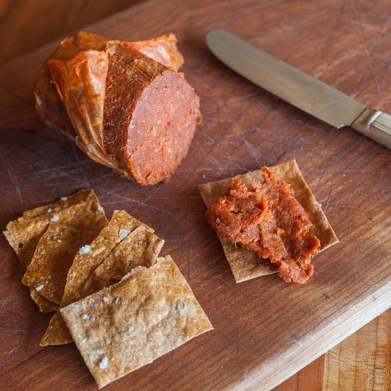 Underground Meats Salami - 'Nduja (3 oz).