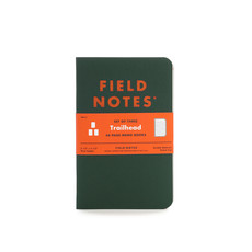 Field Notes - Trailhead (3-pack)