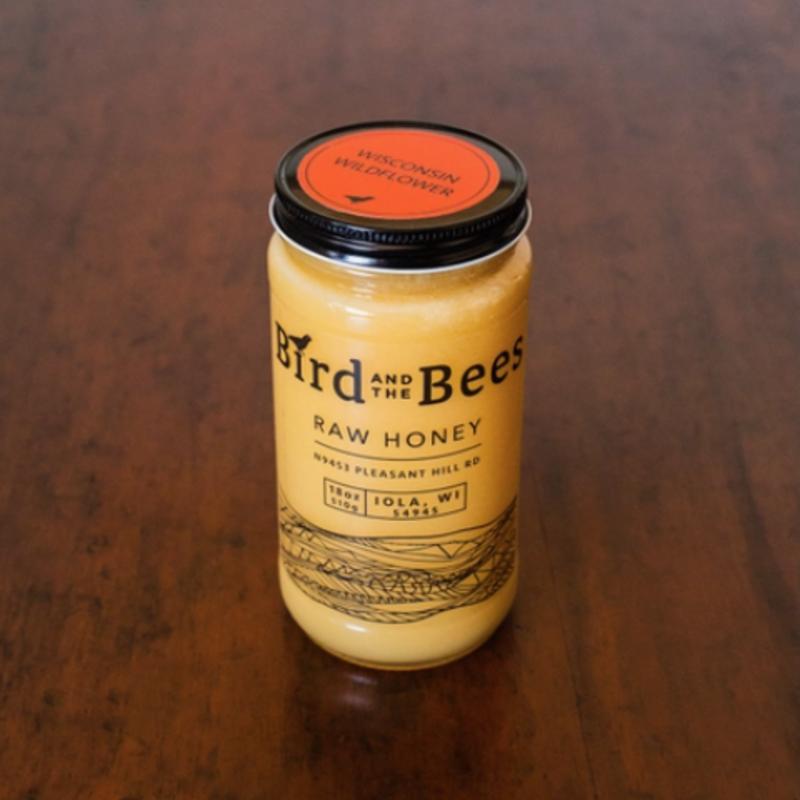 Wisconsin Wildflower Honey