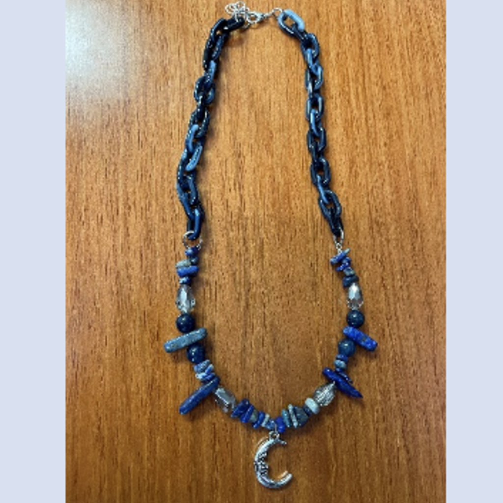 Necklace - Blue Moon