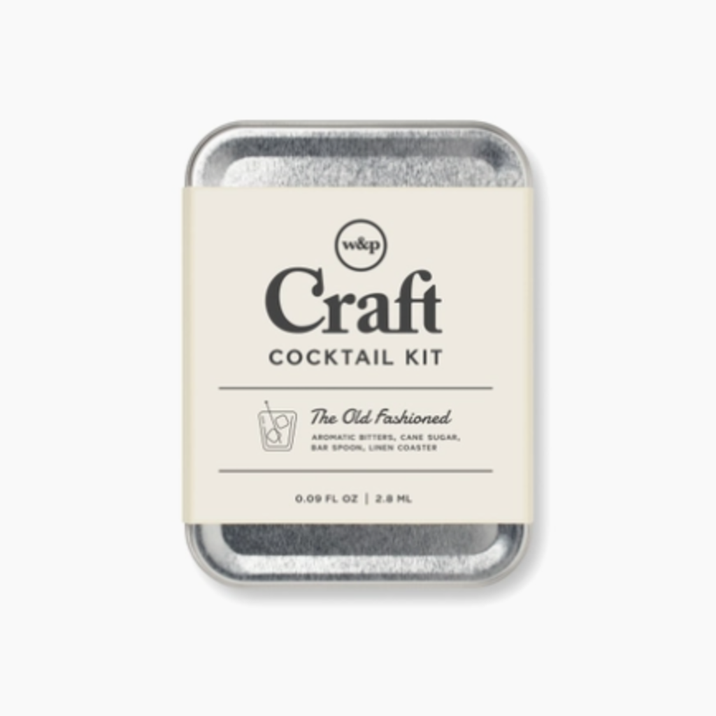 Craft Old Fashioned Cocktail Kit