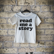 Toddler Tee - Read Me A Story