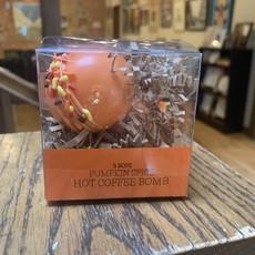 Hot Coffee Bomb - Pumpkin Spice