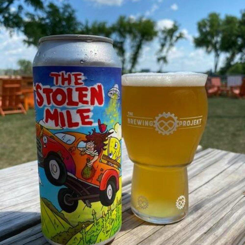 The Brewing Projekt Brewing Projekt Beer - Stolen Mile
