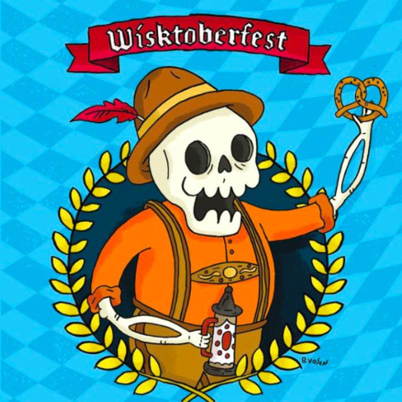 The Brewing Projekt Brewing Projekt Beer - Wisktoberfest