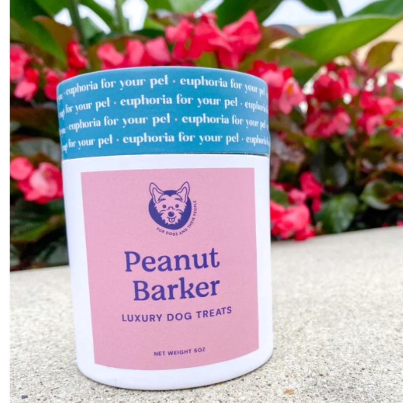 Dog Treats: Peanut Barker