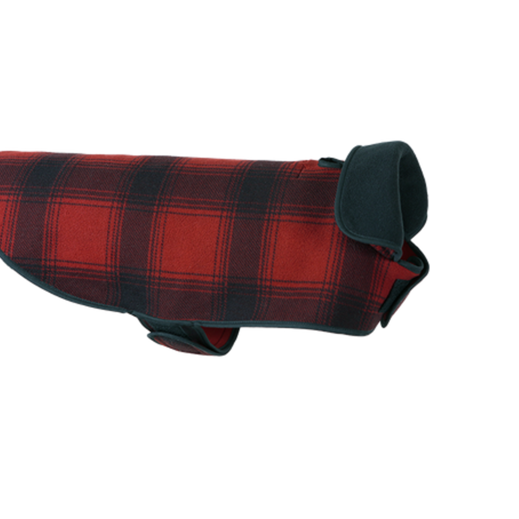 Stormy Kromer Fleece Dog Jacket