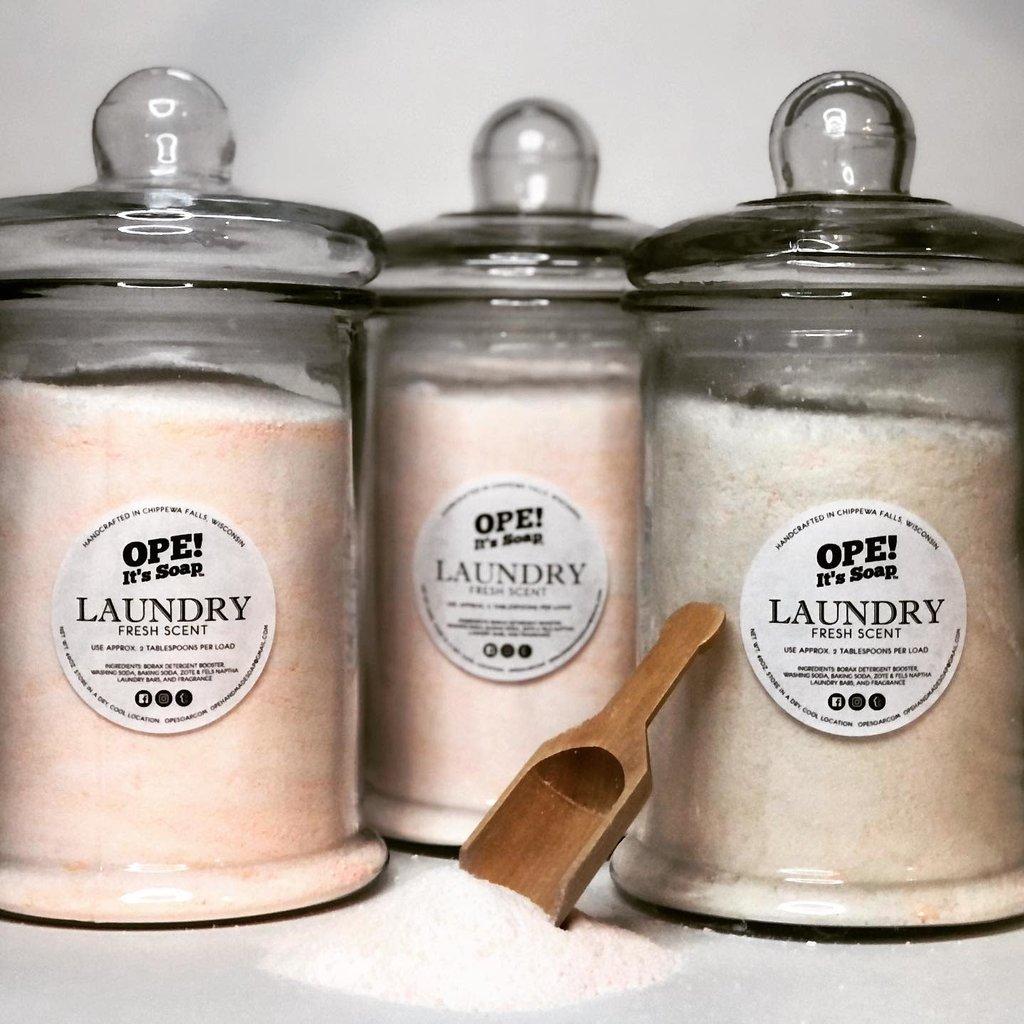 Laundry Detergent - 60 oz Jar