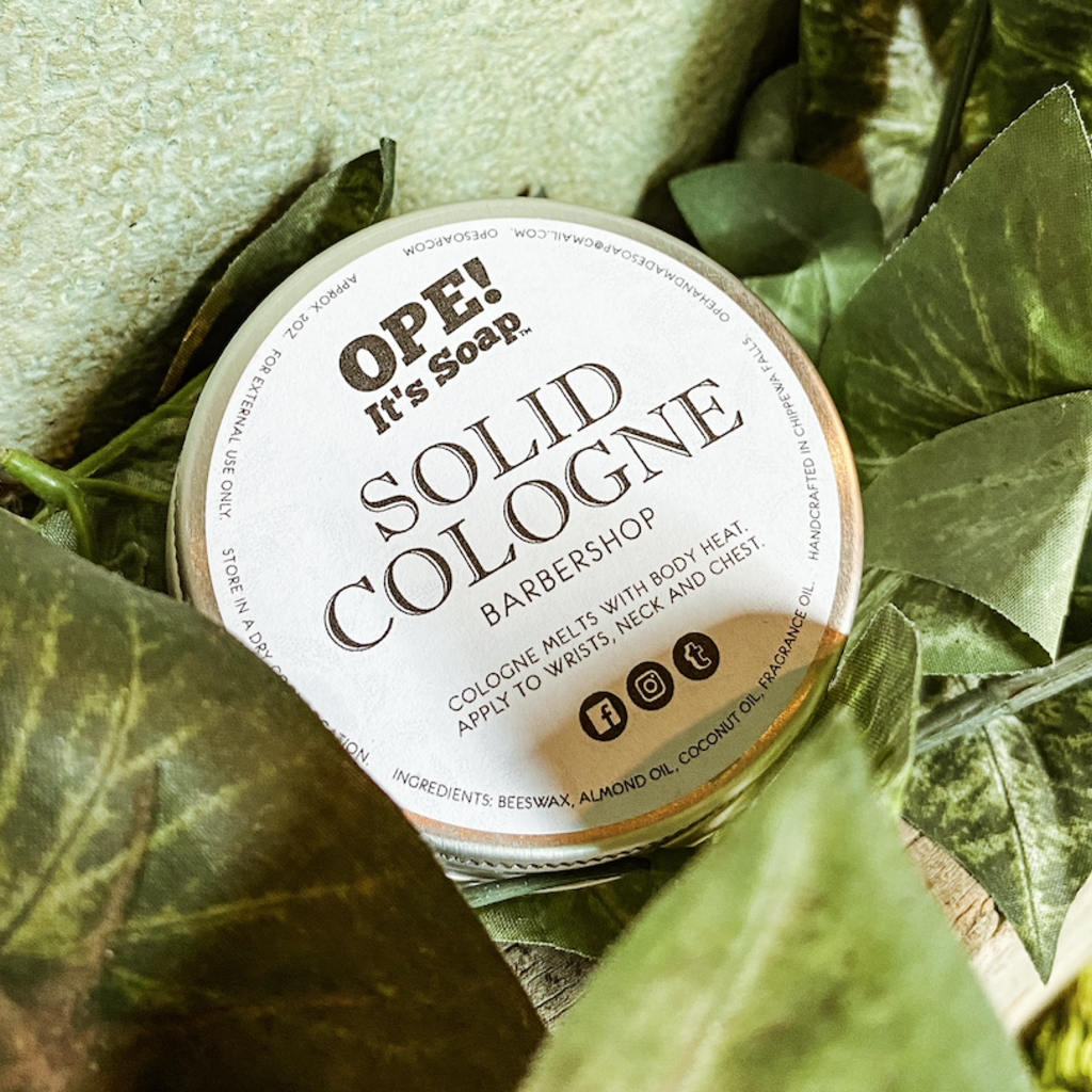 Ope! Solid Cologne