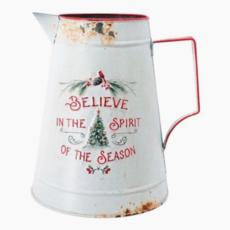 Metal Pitcher - Believe In The Season