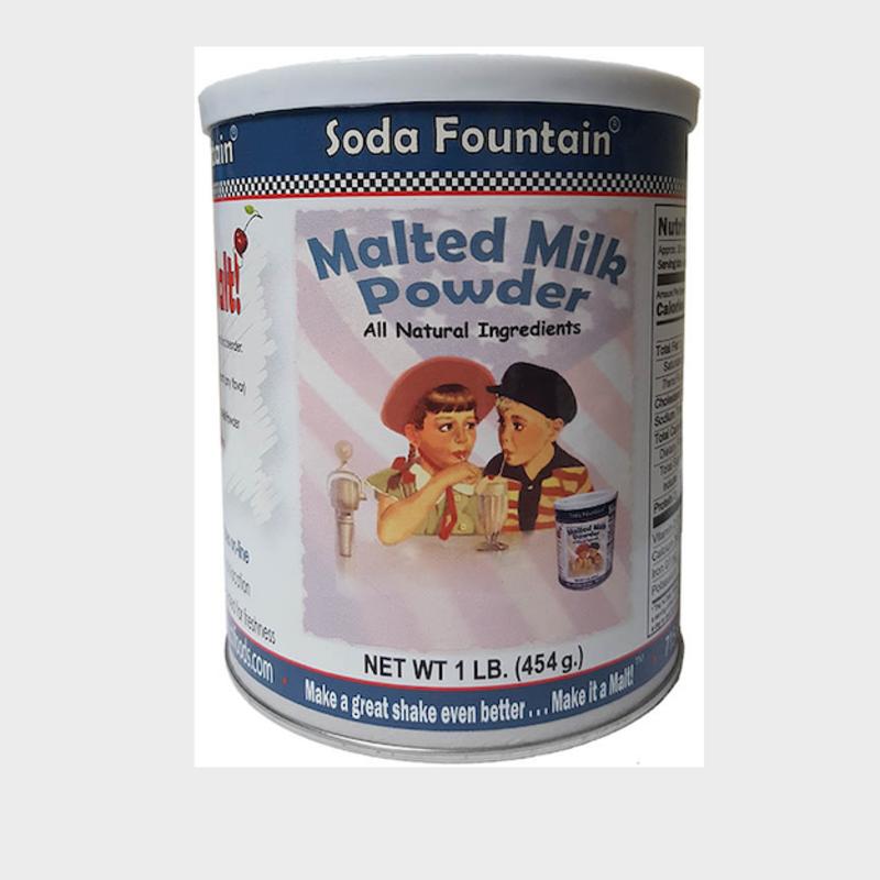 Malted Milk Powder (1 lb.)