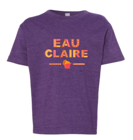 Volume One Toddler Tee - Eau Claire Fun